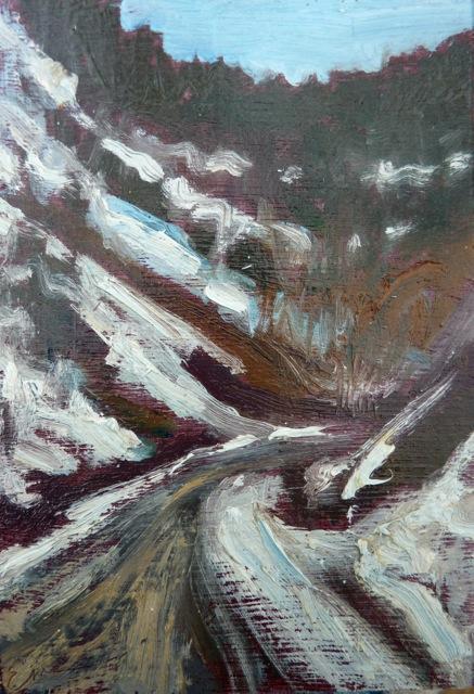 Treacherous Trails by Emily Weinstein