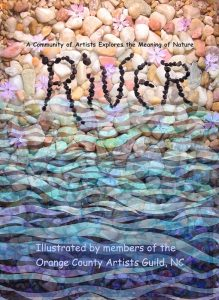 River Cover by Shelly Hehenberger