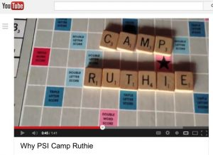 Camp Ruthie YouTube