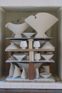FIlley art in kiln