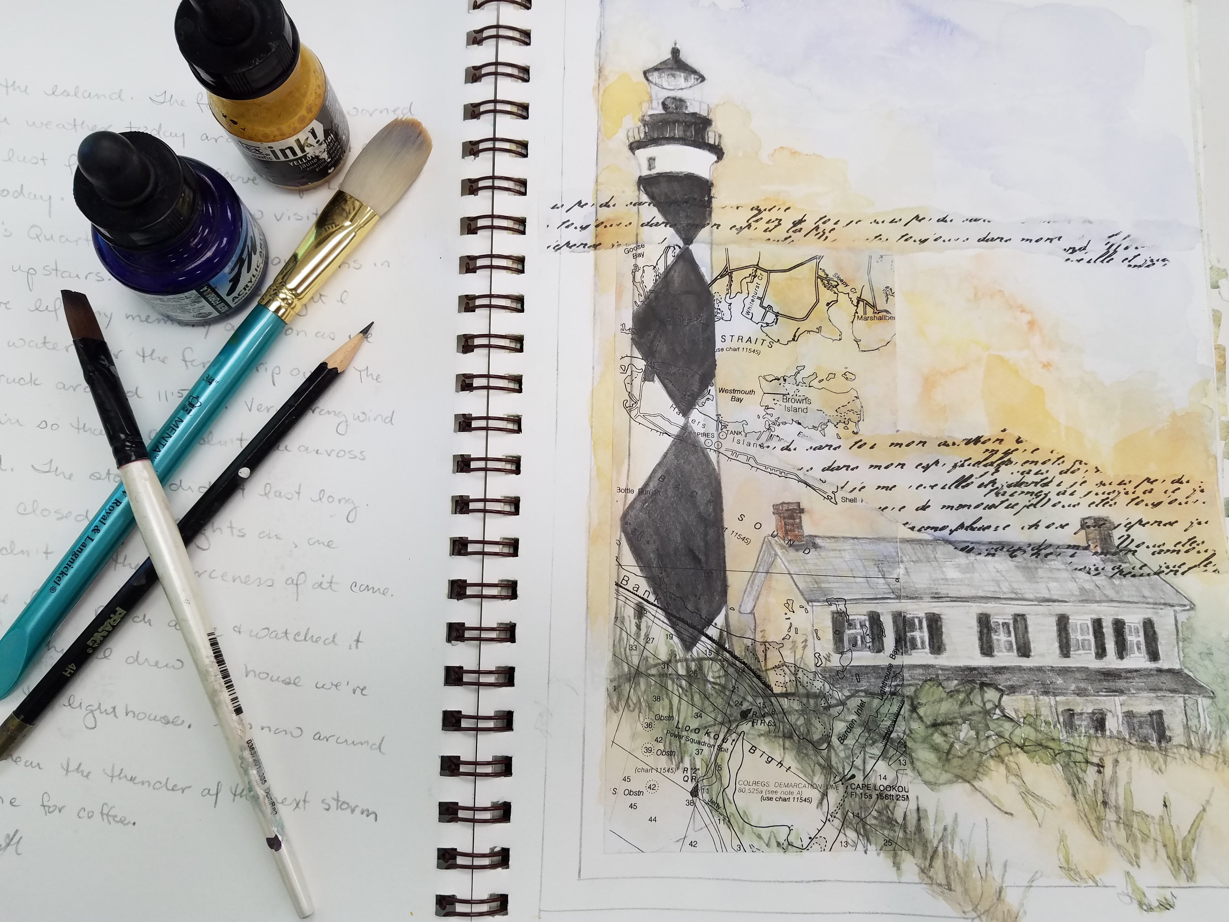 Ending Burnout Through Journaling In Nature's Wild By Nancy L. Smith