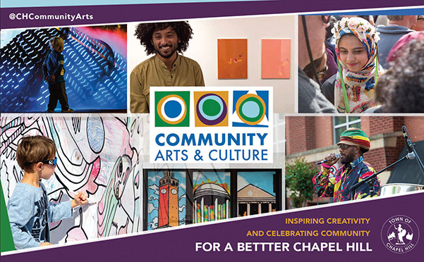 Community Arts Culture print ad