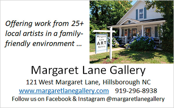 Margaret Lane gallery print ad