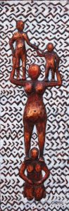 A Pillar of Strength by Linda Carmel