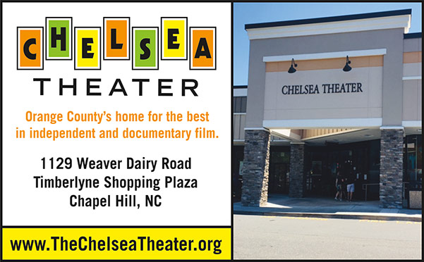 Chelsea Theatre print ad