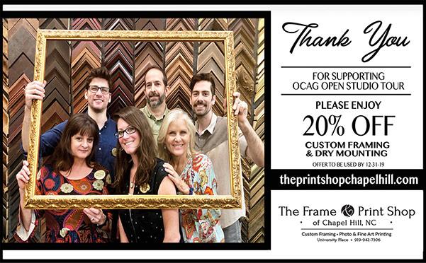 Frame Print Shop print ad