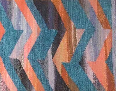 Fabric pattern by Trudy Thomson